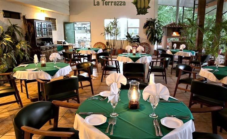 Dining Bar Selva Verde Costa Rica